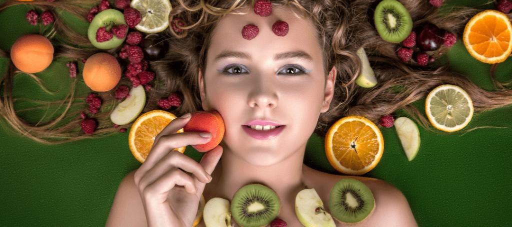 piel sana nutrición